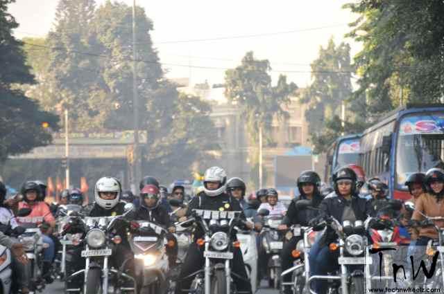 Fortis La Femme Motarde women bikers