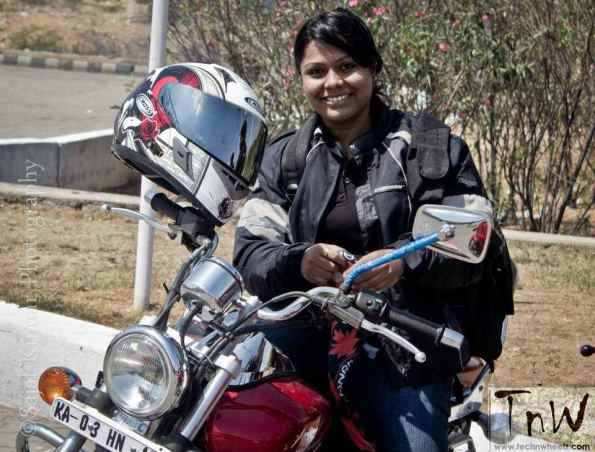 World Women Riders: Roshini S Miraskar on her motorcycling trails and biker communities