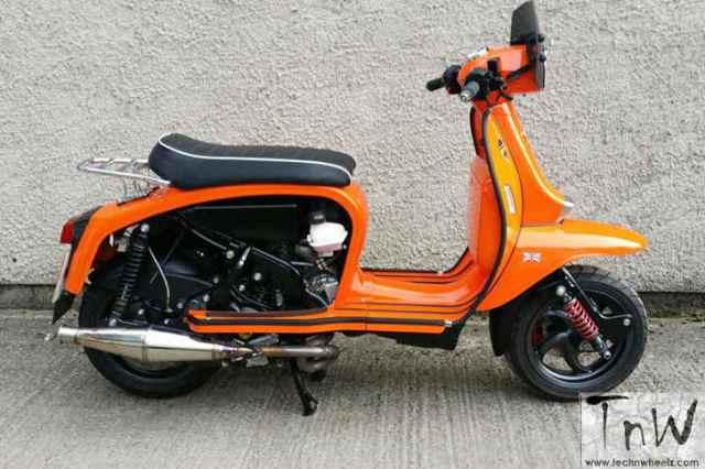 Scomadi 400cc