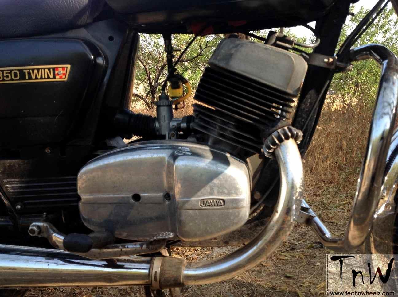 Classic Tales 1986 Yezdi 350 Twin Southern Torque Masters Jawa Moped Wiring Diagram