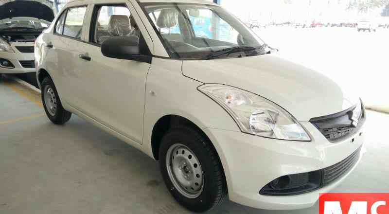 2017 Maruti Suzuki Dzire Tour launched at INR. 5.99 lakh. CNG may follow in near future