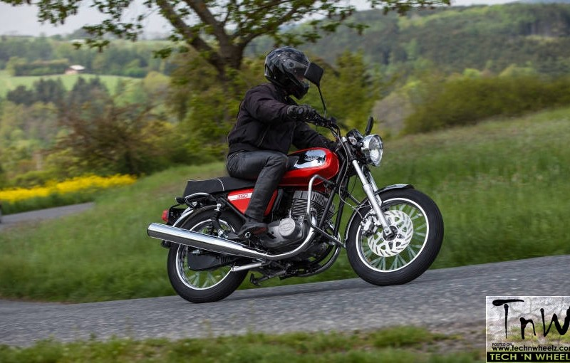 Jawa to re-enter India with 350 OHC and 660 Vintage motorcycles
