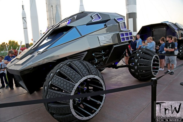 Nasa Mars Rover Concept Vehicle Unveiled At Kennedy Space
