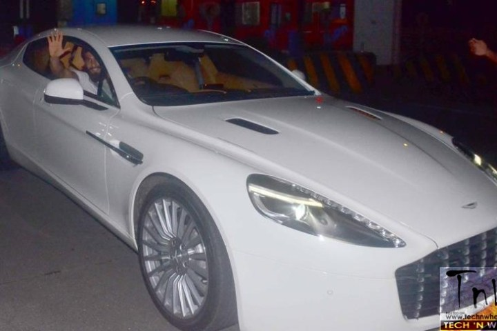 Ranveer Singh turns 32. Gifts himself an Aston Martin Rapide S