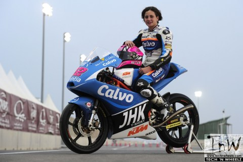Ana Carrasco becomes the First Woman to win World Championship Motorcycle Race