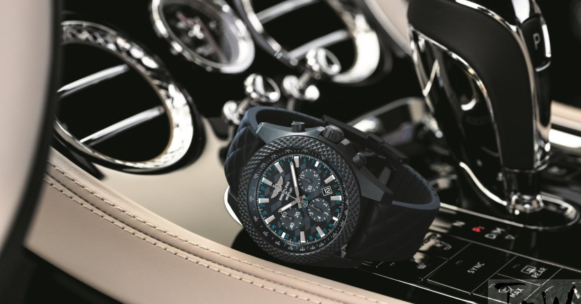 Limited-edition Breitling watch celebrates arrival of all-new Bentley Continental GT
