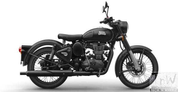 Royal Enfield launches Classic 350 Gunmetal Grey & Classic 500 Stealth Black