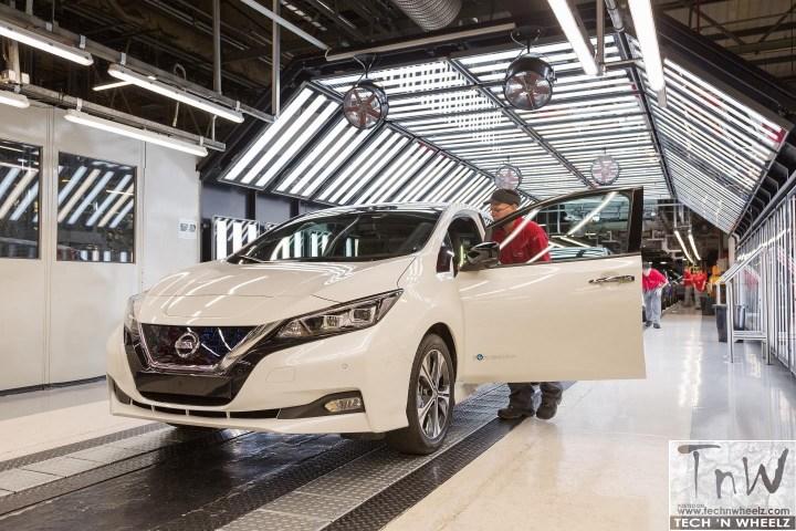 Nissan celebrates 150 million vehicles produced globally