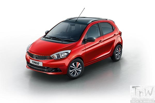 Tata Tiago Wizz  launched; Festive season special celebration edition @ INR 4.52 lakhs