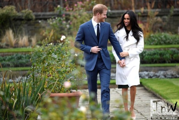 The Royal's planning wedding as Prince Harry, Meghan Markle announce engagement!!