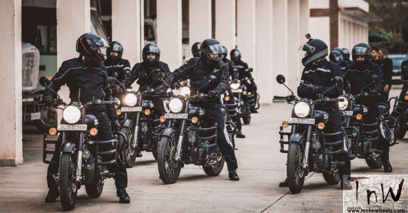Update: NSG special RE Stealth Black Classic 500 motorcycles sold in 15 seconds
