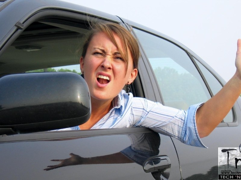 How to escape ROAD RAGE? Simple way explained