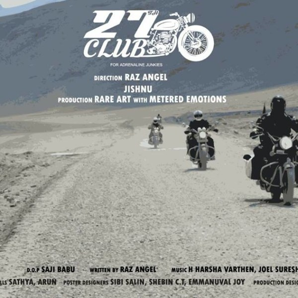 27th Club Malayalam movie – the story of 1% motorcycle club