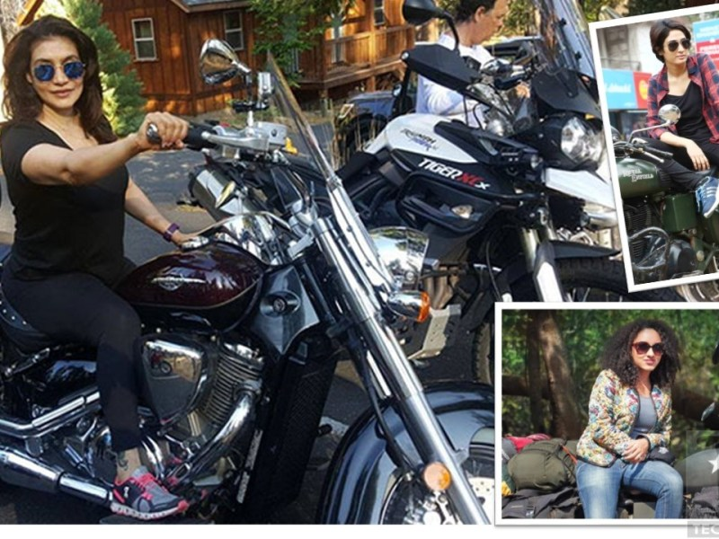 Malayalam actresses as bikers on reel: from Lissy to Deepti Sati