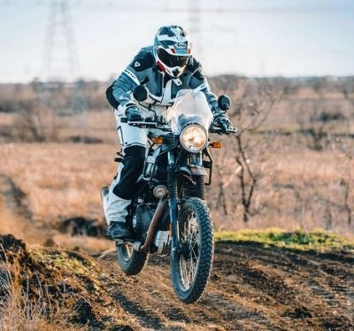Royal Enfield Himalayan put to durability test