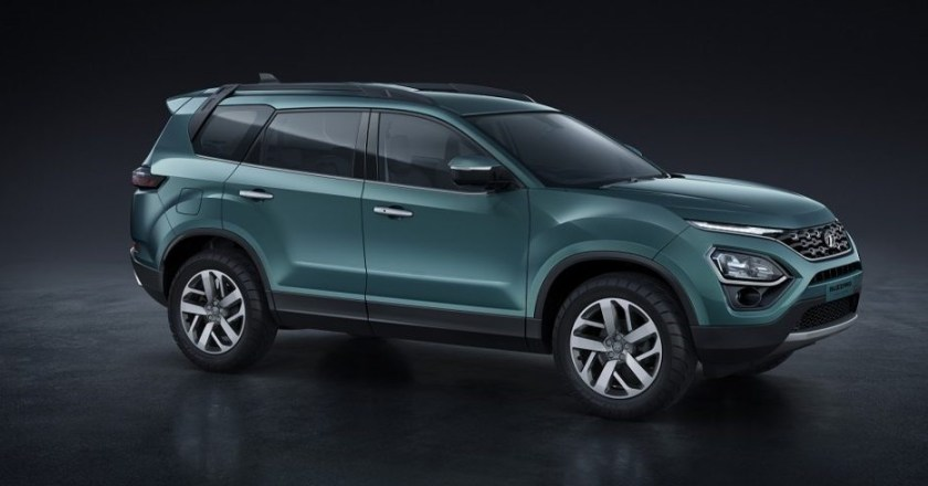 Hi, I'm Cassini – the 7-seater version of the Harrier SUV