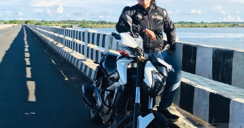 Women Motorcycle Diaries: Raveena Luthra on her motorcycling stories
