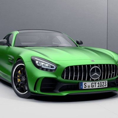 2020 Mercedes-AMG GT R launched in India at Rs 2.48 Crore