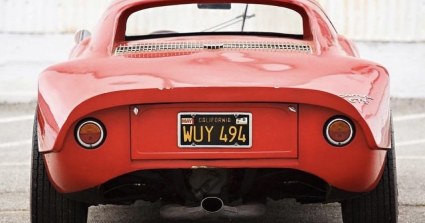 1964 Porsche Carrera GTS can be yours for a cool $2.45 Million