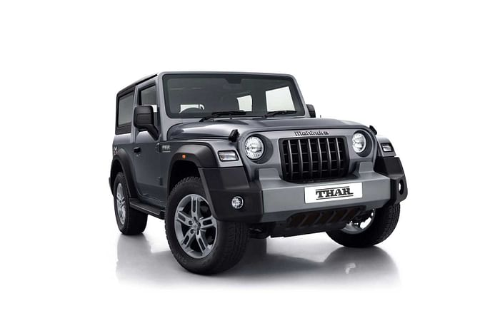 Next-gen Mahindra Thar unveiled. Launch Oct 2nd
