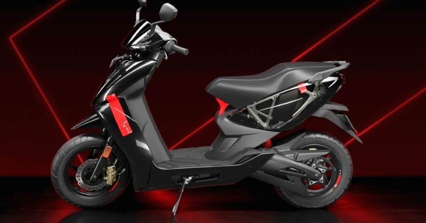 Ather Series 1 Collector's Edition electric two-wheeler unveiled