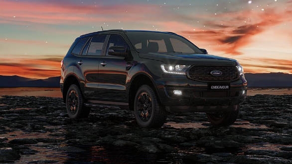 Ford Endeavour Sport launched at INR 35.10 lakh