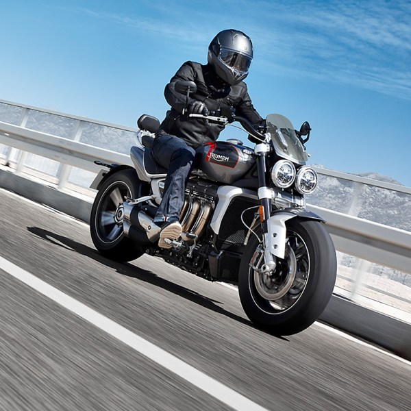 Triumph Rocket 3 GT launched at INR 18.4 lakh