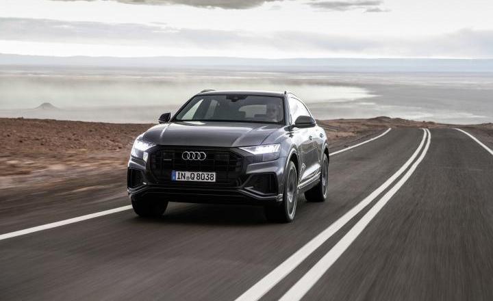 Audi Q8 Celebration priced at INR 98.98 lakh