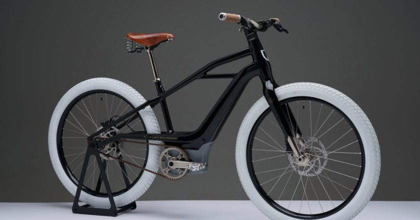 Harley-Davidson's ebike – Serial 1 revealed with mid-mounted motor