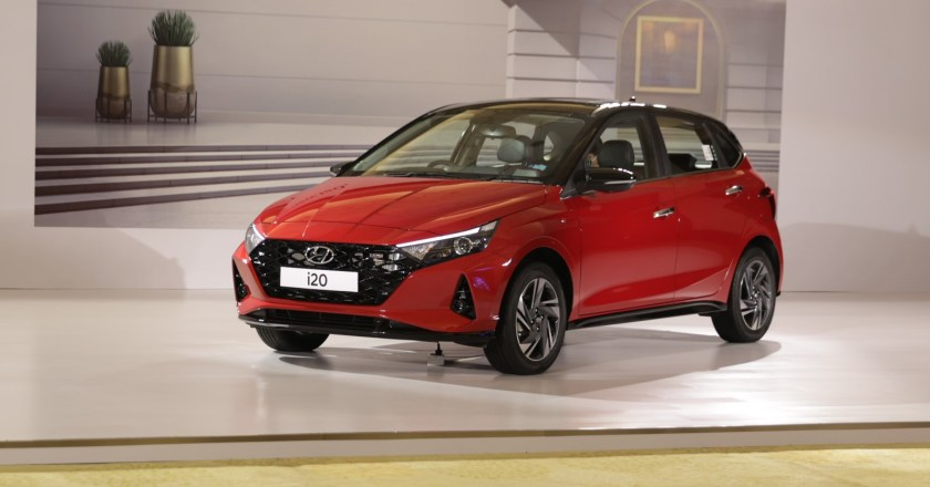 2020 Hyundai i20 launched with 4 trims & 3 engine options