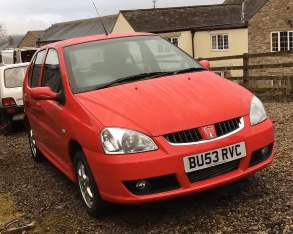 2003 Rover CityRover hatchback