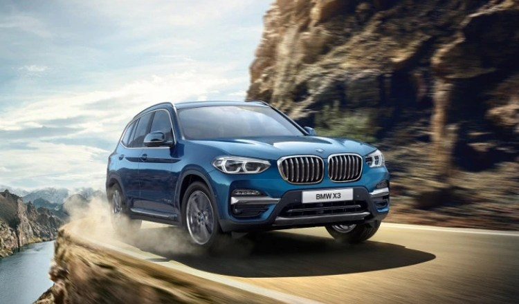 BMW X3 xDrive30i SportX launched at INR 56.50 lakh