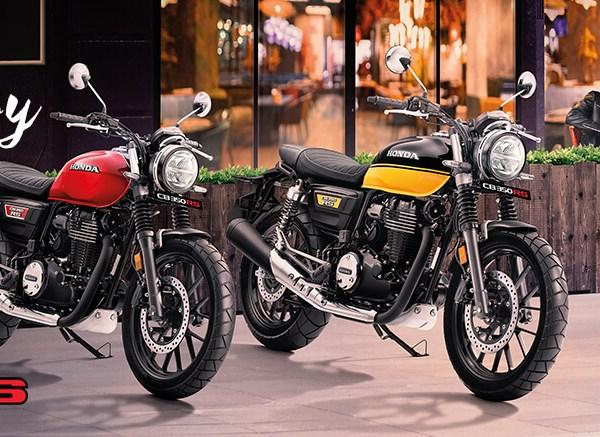 Scrambler styled Honda CB350 RS launched at Rs 1.96 lakh