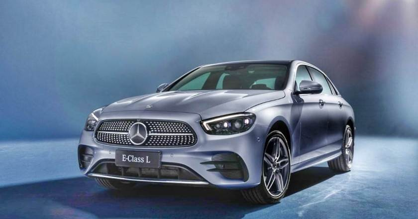 2021 Mercedes-Benz E-Class LWB launched. Prices start at INR 63.60 lakh