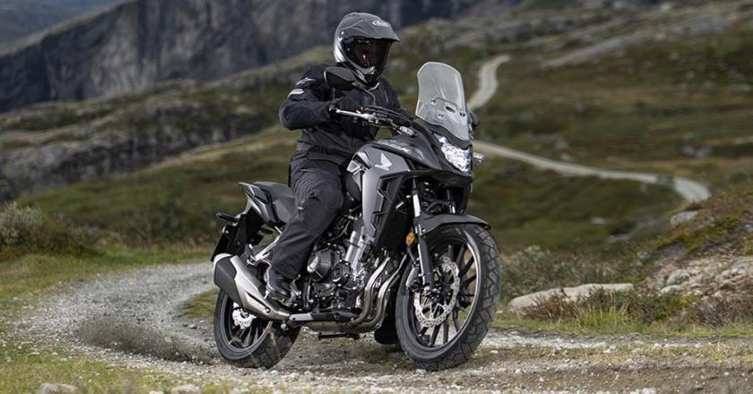 Honda CB500X launched in India at INR 6.87 lakh