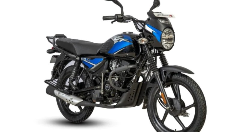 Bajaj CT 110X – the rough road commuter motorcycle launched
