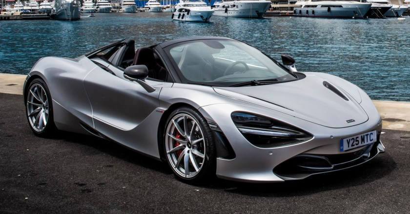 McLaren GT, 720S Coupe and 720S Spider India prices revealed
