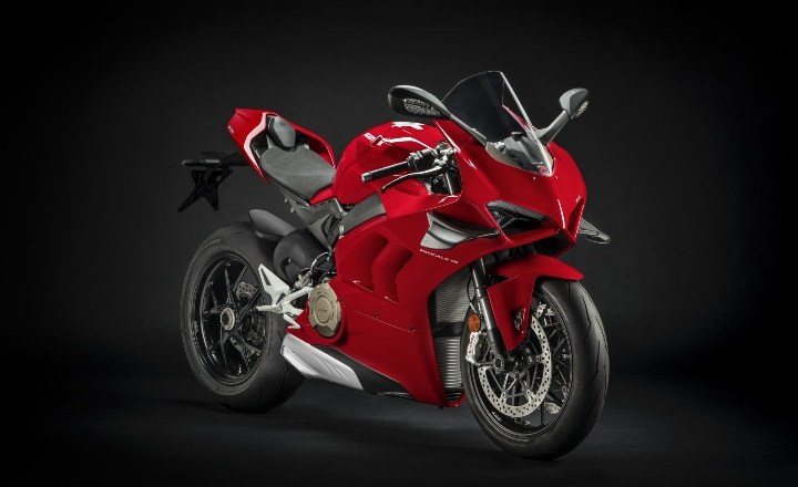 2021 Ducati Panigale V4 launched in India with host of updates