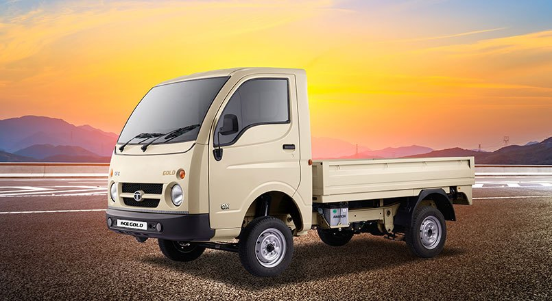 Tata Ace Gold Petrol CX launched at INR. 3.99 lakh; India's most affordable 4-wheel CV