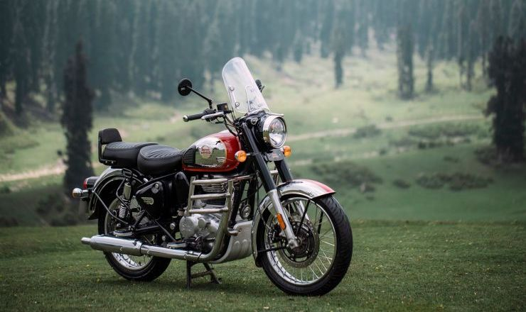 2021 Royal Enfield Classic 350 launched. Prices start at INR 1.84 lakh