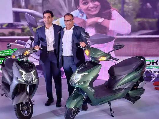 Okaya launches Freedum electric scooter with 250 km range
