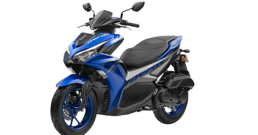 Yamaha Aerox 155 Maxi-scooter launched at INR 1.29 lakh