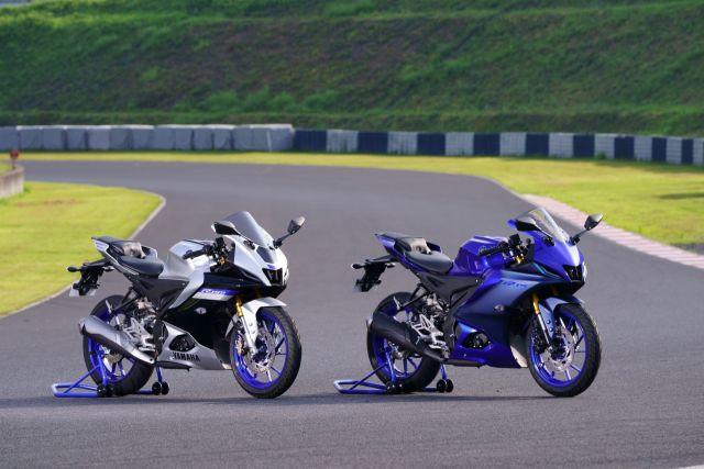 Yamaha YZF-R15 V4 and YZF-R15M launched at INR 1.68 lakh and INR 1.78 lakh respectively