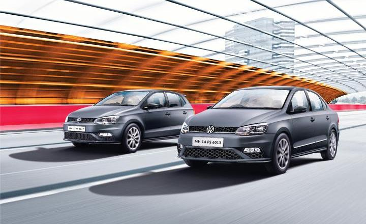 Volkswagen Polo and Vento Matt Edition launched. Prices Start at INR 9.99 Lakh