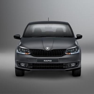 Skoda Rapid Matte Edition launched at INR 11.99 lakhs for MT and INR 13.49 for AT