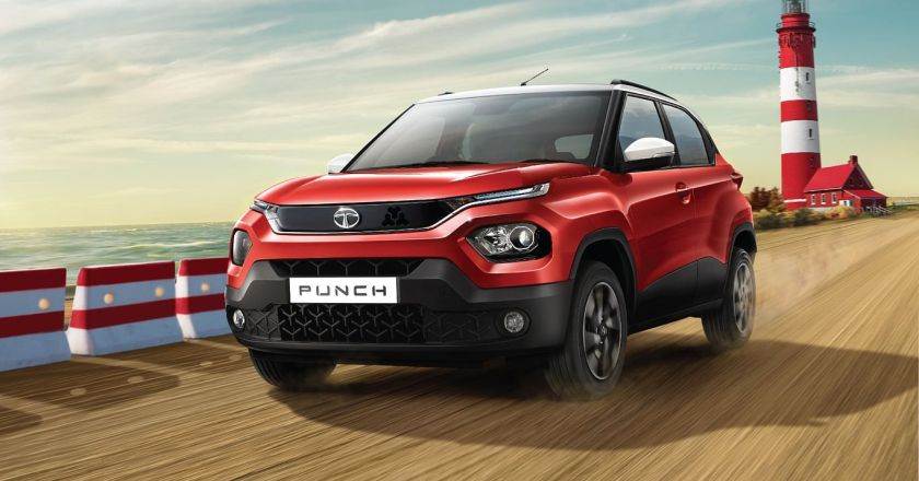 Tata Punch sub-compact SUV unveiled. Bookings open