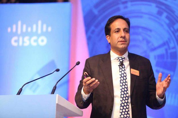 Dinesh Malkani, president of Cisco India & SAARC. (Photo/Cisco)