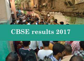 CBSE Class 12 results 2017, the results for Central Board of Secondary Education (CBSE) for Senior Secondary School Certificate (Class 12th) exam for all region will be declared on May 28 (Rep Image)