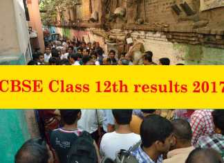 Central Board of Secondary Education (CBSE) is likely to announce CBSE Class 12 results 2017 for all regions after Friday on its official website - cbseresults.nic.in (Rep Image)