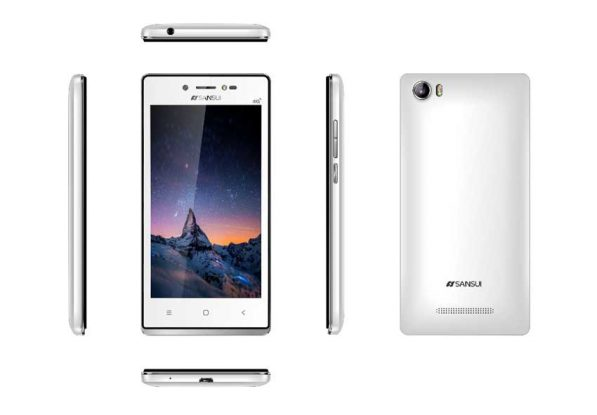 Horizon 1 runs on Android 6.0 Marshmallow and it is supported by 1.3 GHz Quad-Core Processor. (Photo/Sansui)